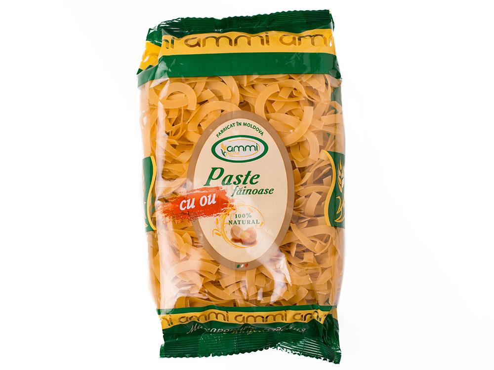 AMMI - Paste făinoase din ingrediente bio produse cu drag în Moldova
